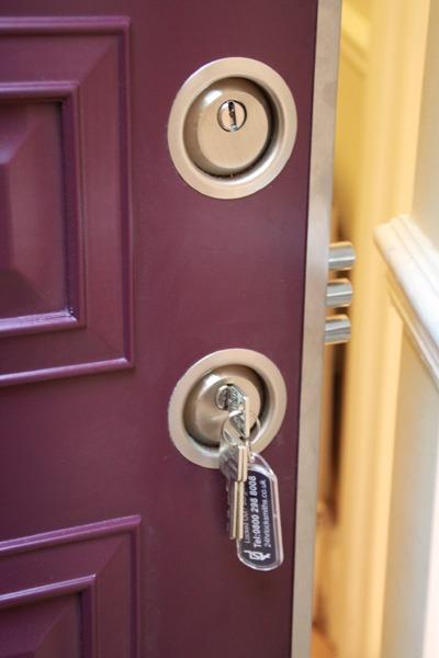 How To Order - Steel Security Doors
